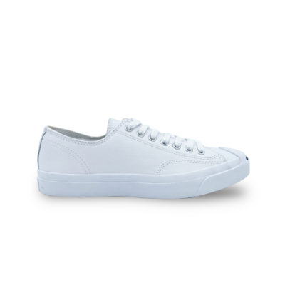 Converse Jack Purcell Low Top Leather White