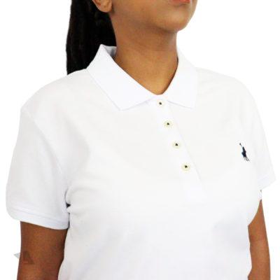 Margot Stretch Golfer White